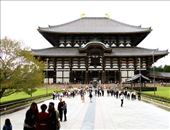 Todaiji Temple, Nara: by vagabondstoo, Views[168]