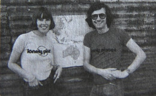 Tony and Maureen, LP's founders