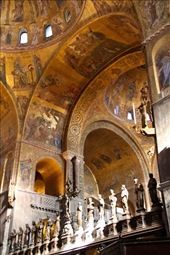 San Marco rood screen: by vagabondstoo, Views[243]