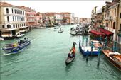 The Grand Canal from the Rialto Bridge: by vagabondstoo, Views[730]