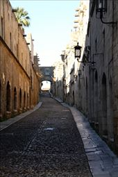 Street of the Knights, Old City, Rhodes: by vagabondstoo, Views[95]