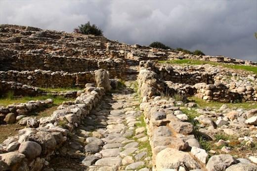 Minoan town of Gournia