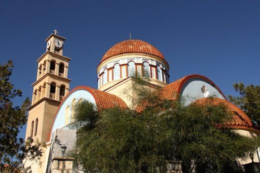 Koromis Church, Western Crete