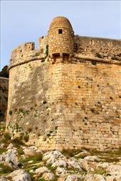 Venetian Fortress, , Rethymno: by vagabondstoo, Views[258]