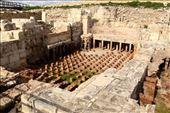 Roman bath, Ancient Kourian: by vagabondstoo, Views[120]