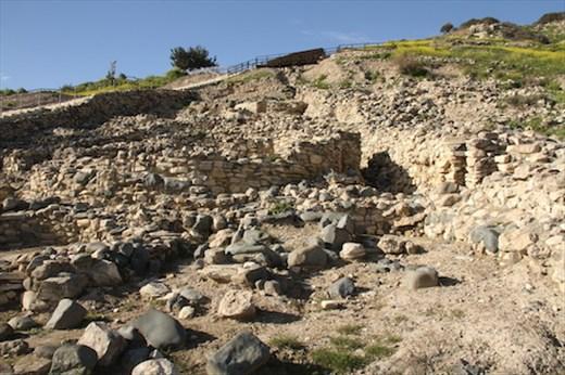 Neolithic village of Choirokoitia
