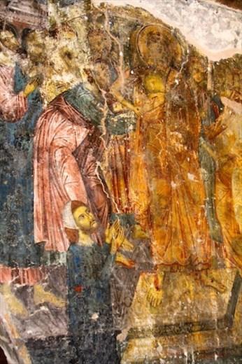 Fresco, Timios Stavros