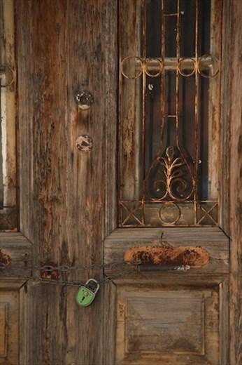 Green lock,  Nicosia