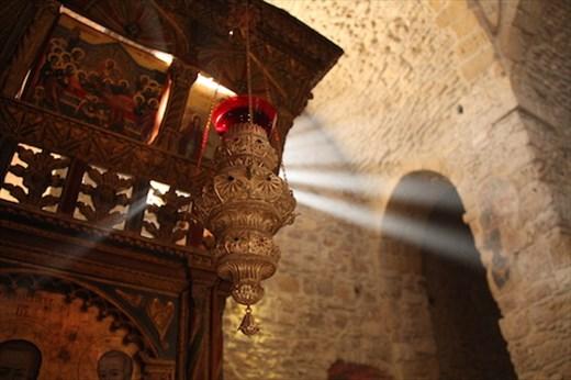 Byzantine church of Kiti