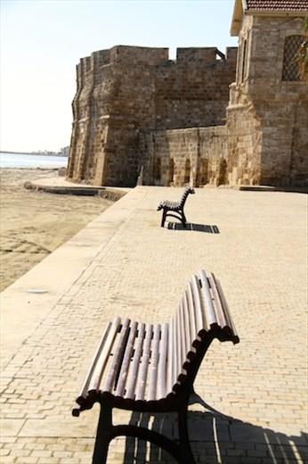 Ottoman fort, Larnaka