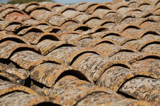 Roof tiles, Nicosia