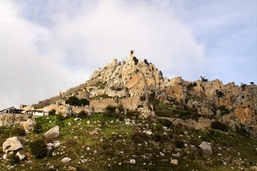 St. Hilarion castle, Kyrenia