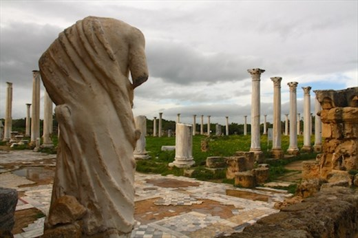 Roman Salamis