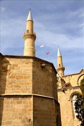 St. Nick's Church and Selimiye Mosque, North Nicosia: by vagabondstoo, Views[50]