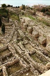 Phoenician wall (2500 BCE) Byblos Archeological Site: by vagabondstoo, Views[202]