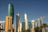 Kuwait City skyline: by vagabondstoo, Views[1144]