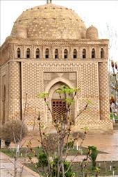 Ismail Samani Mausoleum, Bukhara: by vagabondstoo, Views[158]