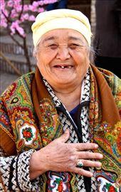 Smile, Navruz in Khiva: by vagabondstoo, Views[109]