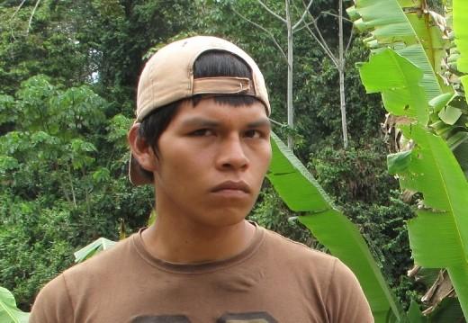 Ramon, a Waorani guide