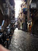 Street in Naples.: by vangonza13, Views[2034]