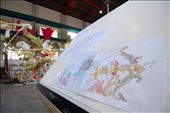 Carnival Factory From sketch to realization. Queen of Carnival is being created.: by vassilispapaioannou, Views[227]