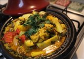 My chicken tagine at home: by veryhungrynomad, Views[283]