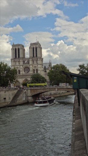 Notre Dame on the River
