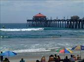 Huntington Pier VANS US Open surf comp: by vickey84, Views[62]