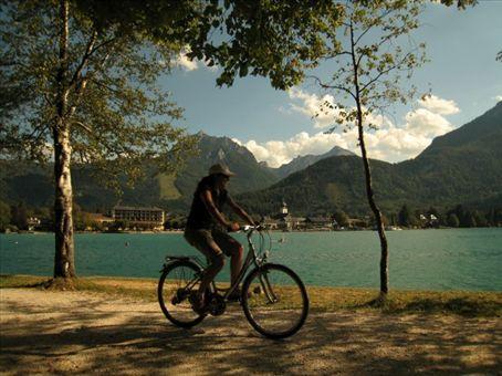 Shaz in the Salzkammergut lakes