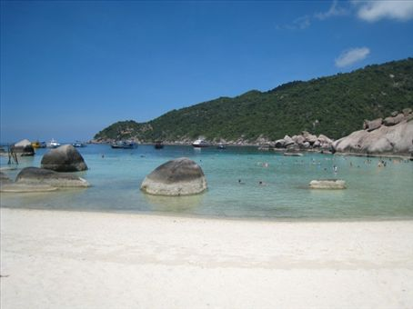 Another beach (Koh Tao)