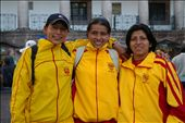 The soccer girls: Lucy, Karina and Jimena : by vietnamviking, Views[343]