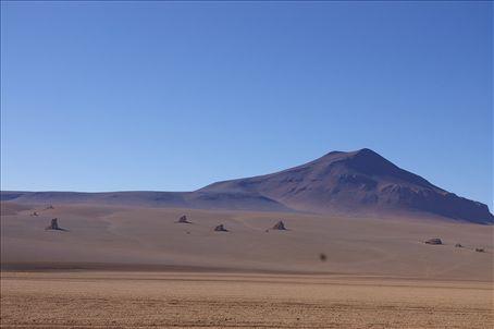 Dalí's desert
