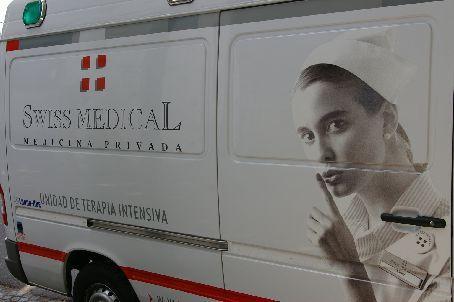 The silent ambulance