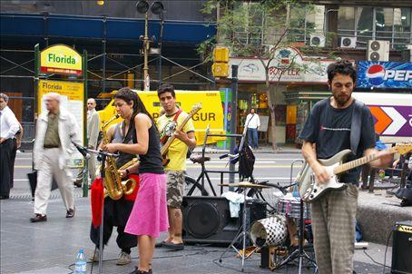 Pollerapantalon, our favourite little band in BA