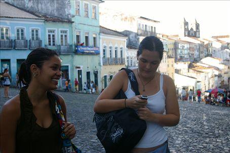 Laila and Raíssa
