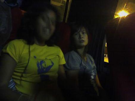 On the bus to Treinta y tres