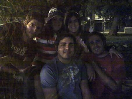 Elena's bf Matías, Romi, Pablo, Maryse & Marcelo