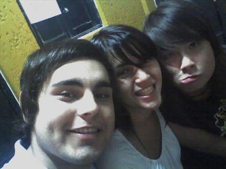 Pablo, Yeanina & moi