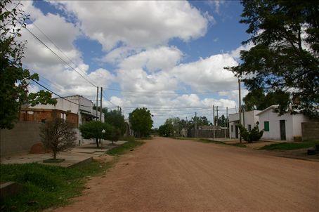 Romina's street