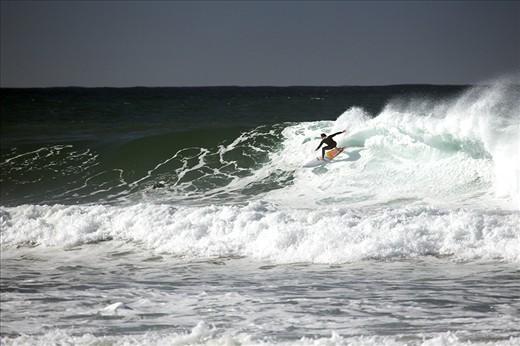 Surf's Up - Manly Beach, Sydney, 2013