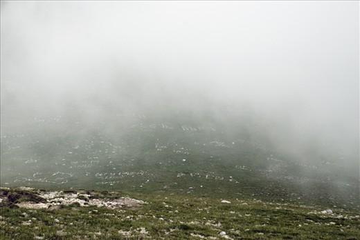 View from Peak Vihren, Pirin National Park, Bulgaria