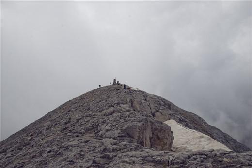 Peak Vihren 2,914 metres above sea level, Pirin National Park, Bulgaria