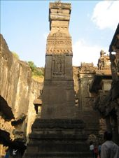 A huge pillar carved in the middle.: by vinaygy, Views[99]