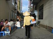 Alley way near our hotel in Nha Trang, Viet Nam: by vinh, Views[227]
