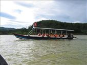 Tour boat in Da Lat jungle, Viet Nam: by vinh, Views[188]
