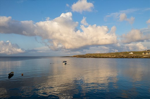 Aran Island, InisMor, Kilmurvey beach