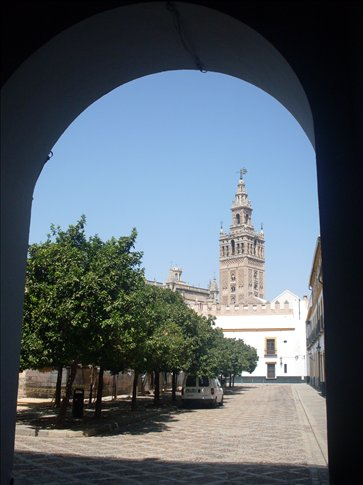 seville looking attractive