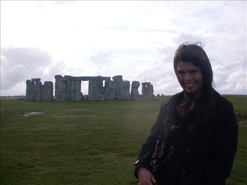 stonehenge (the sky here pretty much sums up englands weather)