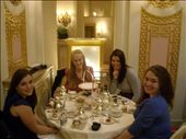 high tea at the london ritz: by vivienne_and_iona, Views[2482]