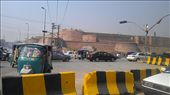 Bala Hissar fort, old grandeur among modern chaos. : by walkon, Views[272]